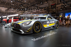 Mercedes-AMG GT3 - 44th Tokyo Motor Show 2015