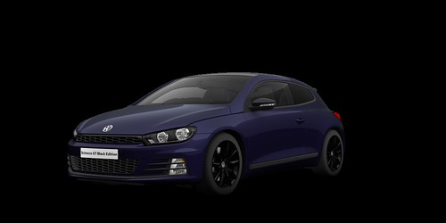 Volkswagen Scirocco Black Edition