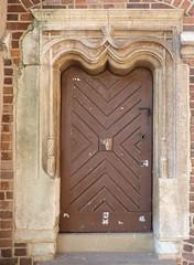 Krakov, kostel sv. Barbory (ladabar) Tags: portal kraków cracow cracovia krakau krakov portál
