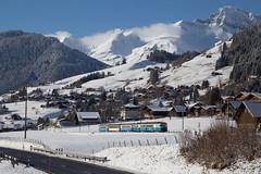 MOB ABDe 8/8 4001 Schweiz bei Rougemont (eisenbahnfans.ch) Tags: schweiz suisse mob rougemont vaud regio 4001 regionalzug trainrgional abde88