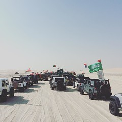 # #jeep #jk @jeddahjeepers (anwar marghalani) Tags: jeep jk       jeddahjeepers