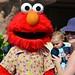 Elmo And A Random Family