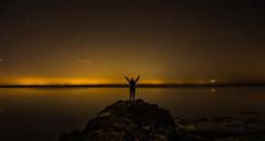 Stars (cecilieelgaardh) Tags: light sky beautiful night stars star nikon d3200