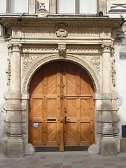 Krakov, portály (22) (ladabar) Tags: portal kraków cracow cracovia krakau krakov portál