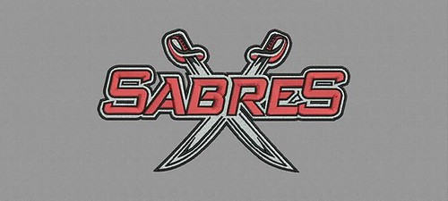 Sabres - embroidery digitizing by Indian Digitizer - IndianDigitizer.com #machineembroiderydesigns #indiandigitizer #flatrate #embroiderydigitizing #embroiderydigitizer #digitizingembroidery http://ift.tt/1mvigAN
