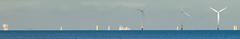 Willem De Vlamingh (frisiabonn) Tags: ship water wirral new brighton liverpool england united kingdom uk great britain marine vessel river merseyside sea beach shore waterfront maritime boat outdoor city wind farm burbo bank willem de vlamingh turbine