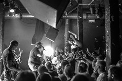 Judge (morten f) Tags: judge straight edge oslo norway norge bl blaa live stage dive stagedive crowd surf crowdsurf 2015 europe hardcore nyhc new york