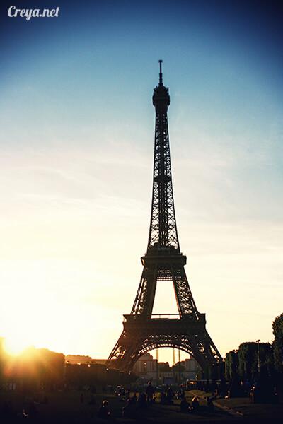 2016.10.09 ▐ 看我的歐行腿▐ 艾菲爾鐵塔,五個視角看法國巴黎市的這仙燈塔 19