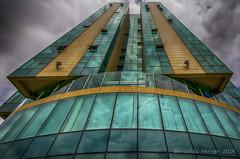 Gran Hotel - HDR (Nicolas Ferrer) Tags: hdr canon canoneos60d eos60d eos buildings sigmalenses sigma1020mm 10mm colors arrecife arrecifegranhotel lanzarote edificios