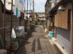The south side#26 (tetsuo5) Tags:  kyoto  minamiku lumixg20mmf17 dmcgx8