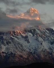 Paine Grande (Mono Andes) Tags: andes chile parquenacional painegrande parquenacionaltorresdelpaine amanecer patagonia regindemagallanes glacier glaciar