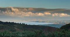 Quantock Clouds (PKpics1) Tags: quantocks hills clouds bay water sea landscape seascape sunset