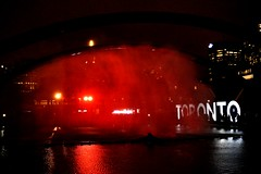 DSC01831 (Moodycamera Photography) Tags: toronto nuitblanche night water cityhall picture fountain 2016 campbellhouse books light dundassquare sun nathanphillipssquare pneuma death
