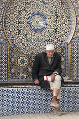 Meknes, Morocco (DavideGorla) Tags:  fes elhedim fez