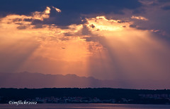 Croatia (smflickr2012) Tags: sea cruise cloud sky canon 500d water outdoors
