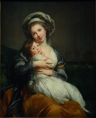 VIGE-LE BRUN Elisabeth,1786 - Portrait de l'Artiste avec sa Fille, La Tendresse maternelle (Louvre) - 0 (L'art au prsent) Tags: art painter details dtail dtails detalles painting paintings peinture peintures 19th 19e peinture19e 19thcenturypaintings 19thcentury detailsofpainting detailsofpaintings tableaux personnage figure figures people personnes portrait elisabethvigelebrun elisabeth vigele brun aristocrate aristocrat aristocratie aristocracy noblesse nobility femme woman beauty beaut lgant elegant elegantwoman robe dress dresses young jeune jeunesse youth louvre paris france portraitdelartisteavecsafille latendressematernelle julie daughter fille family littlegirl girls littlegirls petitefille jeunefille girl fillette female autoportrait selfportrait