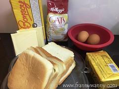 frannycooks 4 (frannywanny) Tags: frannycooks frenchtoast recipe cheezyoatfrenchtoast kelloggsoats bonsoy brunch howtocook breakfast