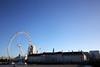 (ngiambr1) Tags: london eye england united kindgom sky landscape river baot cruise boa boat ferry blue europe londoneye water eyeoflondon architecture white building stone crane