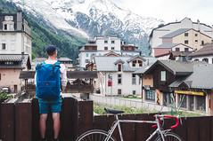 IMGP9245 (Velotton) Tags: chamonix montblanc france travel adventure nature outdoor velotton velottonbigtrip landscape bicycle velo cycling bicicletta