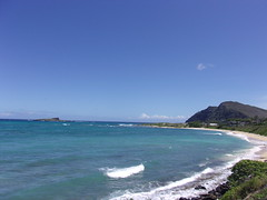 Waimanalo Bay (jimmywayne) Tags: makapuubeach oahu hawaii coast honolulucounty