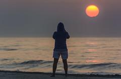 Beach Sunrise (PMillera4) Tags: beachsunrise dawn beach sunrise jerseyshore newjersey