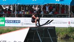 20160903_132146_DSC_5843 (seiichi_sugano) Tags: waterski waterskiing watersports water championship collegiate jccw jump trial ob oogata akita japan   og
