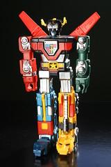 Die-Cast Metal Voltron/Golion (Bandai 1981) (Donald Deveau) Tags: golion voltron bandai japanesetoy japanesecharacter robot toys vintagetoy anime diecast metal