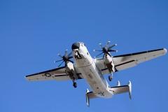 IMG_0635 (David Reich Photography) Tags: coronado nas north island san diego airplane aircraft flying flight aviation military navy air force landing beach