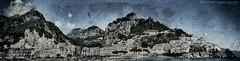 Amalfi (Juan P. Aparicio) Tags: amalfi napoli italia naples italy vintage retro nikon d7100 wetplate nápoles mediterráneo mar mare sea pueblo paese village costa shore