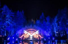 Enchanted Forest2 (Stormrider-UK) Tags: forest woods woodland trees illuminate lights scotland aberfeldy perthshire