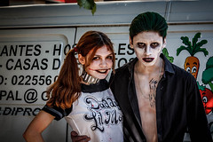 Super Zombiewalk 2016 (Mfoportus) Tags: joker guason harleyquinn zombiewalk