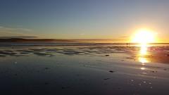 Morning Light Show (Ross Major) Tags: sunrise sun light beach water ocean sand surfing galaxys6