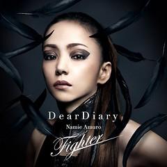 (CD+DVD) Dear Diary_Fighter_single 2016.10.26 (Namie Amuro Live ♫) Tags: namie amuro 安室奈美恵 deardiary deathnote fighter cddvd singlecover dvdcover