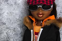 Bratz Sasha (portraitdiva) Tags: portrait photography portraitdiva fashion glamour mga couture poupee chic teen orange muneca doll bratz sasha
