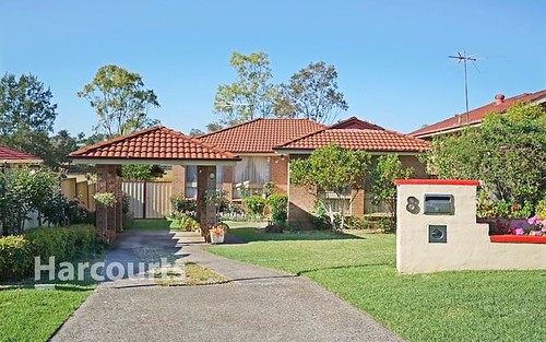 8 Amur Place, Kearns NSW 2558