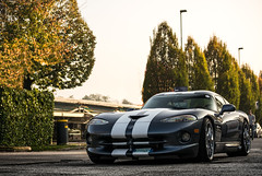 Real icon. (David Clemente Photography) Tags: dodge viper dodgeviper vipergts viperacr supercars americancars americansupercars autodromomonza automotivephotography cars v10 v10engine