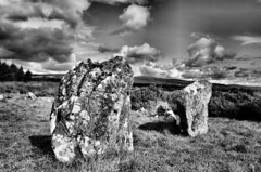 BREAGHMORE STONES COOKSTOWN (Monkiiiey Henry Clark) Tags: breaghmore stones cookstown discovered during peat cutting 1940s site beaghmore consists 7 stone circles all rings associated with cairns row runs towards these