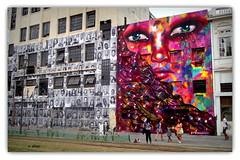 Graffiti - people (o.dirce) Tags: graffiti grafiti odirce rua avenida boulevard portomaravilha praçamauá boulevardolímpico riodejaneiro