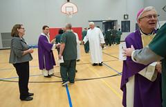 1636redgranite-3 (The Compass News) Tags: bishopricken redgranite inmates jail mercy ministry prison yearofmercy