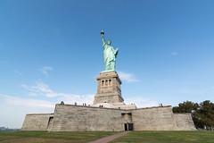 Statue of Liberty National Monument (RuggyBearLA) Tags: ny nyc manhattan statueofliberty ellisisland nationalmonumentnewyorkunitedstatesus