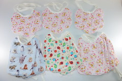 (Helen~) Tags: bibs handmade toddler