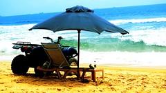 #ParadiseCity #December2016 #Lagos #AtlanticOcean (MrAyeDee) Tags: nigeria lagos paradicecity beach atv