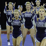 CHS Var Cheer @ 4A State Championship 11-19-2016 (EAW)