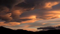 Cloudscape (Xtine J) Tags: patagonia landscape sunset torresdelpaine sky southamerica chile places clouds