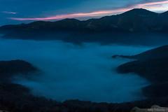 Magical invesion sunset () Tags: sunset inversion fog foggy clouds cloud bulgaria balkan thebalkan staraplanina mazalat kademlia triglav landscape photography mountains mountain mountaineering trekking ridge mountainridge mountainsineurope expolrebulgaria