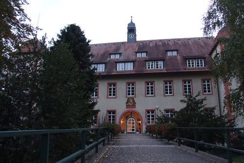Flehingen Castle, 18.10.2011.