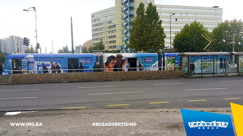 Info Media Group - Polimark, BUS Outdoor Advertising, Sarajevo 10-2016 (2)