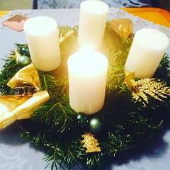 20161127_Adventkranz_005 (weisserstier) Tags: adventkranz advent tradition brauchtum brauch kerze weihnachtszeit