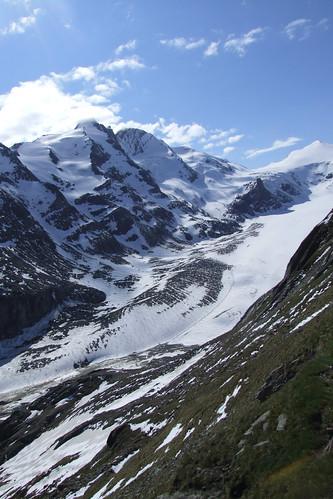 Pasterze Glacier, 31.05.2009.
