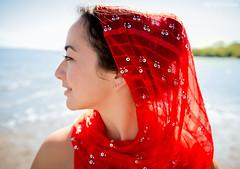 l'élégance classique (JDS Fine Art & Fashion Photography) Tags: model woman girl classic classical classicalelegance beauty beach ocean cinematic